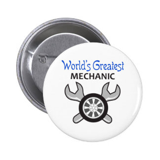 WORLDS GREATEST MECHANIC PINS