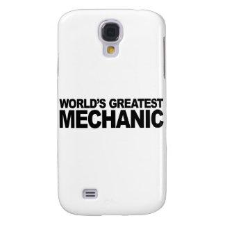 World's Greatest Mechanic Samsung Galaxy S4 Cover
