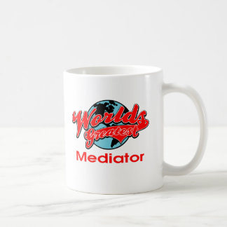 World's Greatest Mediator Coffee Mug