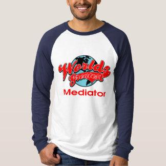 World's Greatest Mediator T-Shirt