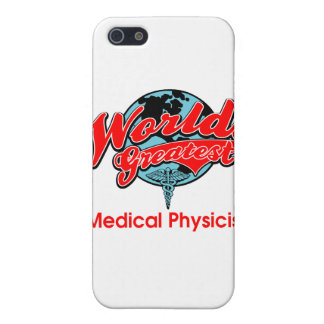 World's Greatest Medical Physicist Case For iPhone SE/5/5s