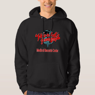 World's Greatest Medical Records Coder Hoodie