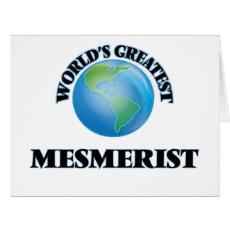 World's Greatest Mesmerist Cards