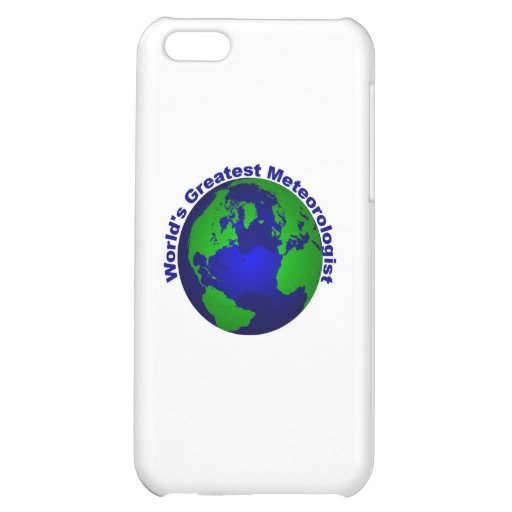 World's Greatest Meteorologist Case For iPhone 5C