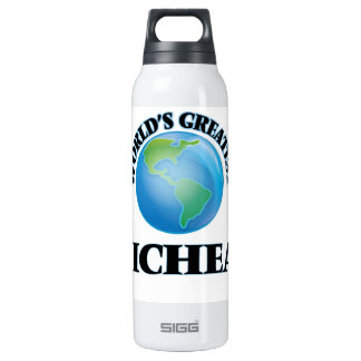World's Greatest Micheal 16 Oz Insulated SIGG Thermos Water Bottle