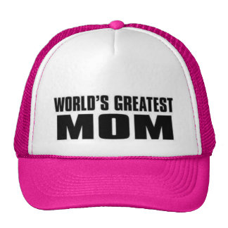 World's Greatest MOM1 Trucker Hat