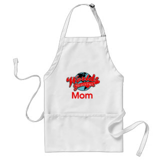 World's Greatest Mom Adult Apron