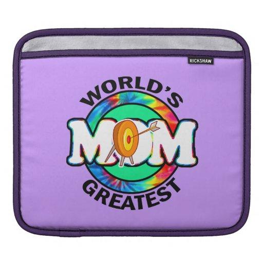 World's Greatest Mom; Archery iPad Sleeve