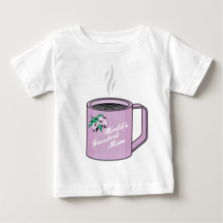 World's Greatest Mom Baby T-Shirt