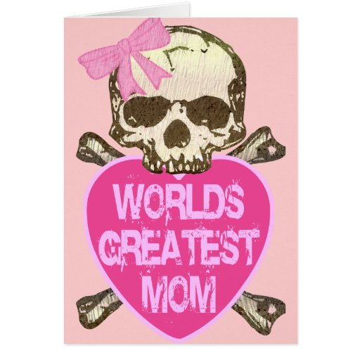 World's Greatest Mom Cards