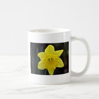 World's Greatest Mom Daffodil Front Mug