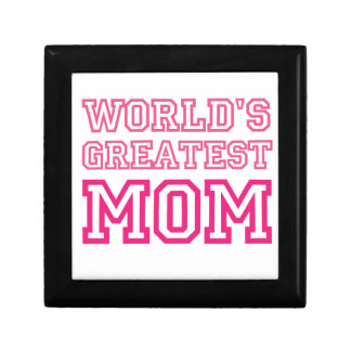 World's Greatest Mom Gift Boxes
