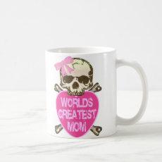 World's Greatest Mom Gothic Mug