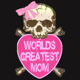World's Greatest Mom Gothic shirt