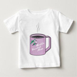 World's Greatest Mom Infant T-shirt
