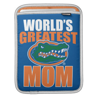World's Greatest Mom iPad Sleeve