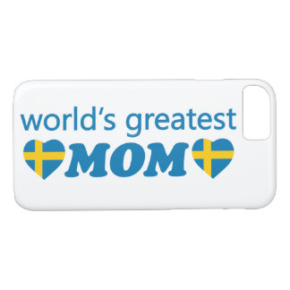 WORLDS GREATEST MOM iPhone 7 CASE