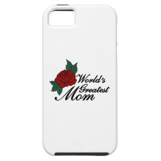 Worlds Greatest Mom iPhone SE/5/5s Case