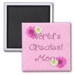 World's Greatest Mom Magnet