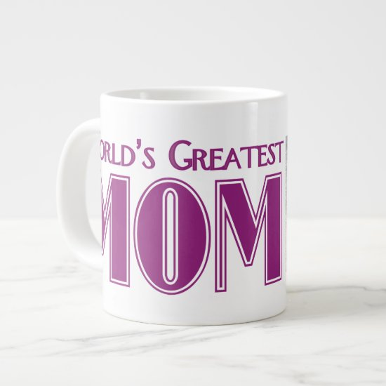 Worlds Greatest Mom Photo Mug