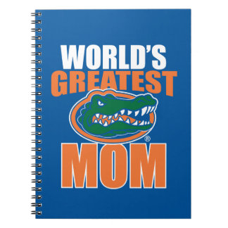 World's Greatest Mom Spiral Notebook