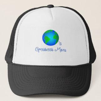 World's Greatest Mom Trucker Hat