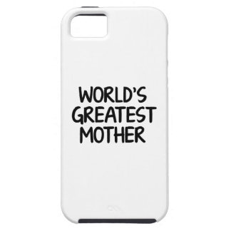 World's Greatest Mother iPhone SE/5/5s Case