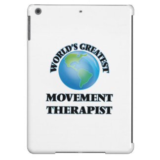 World's Greatest Movement Therapist iPad Air Cover