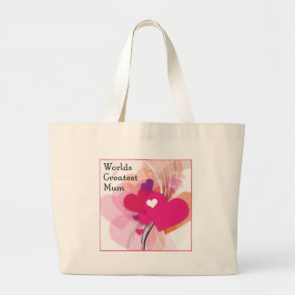 Worlds Greatest mum bag