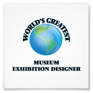 World's Greatest Museum Exhibition Designer Photograph