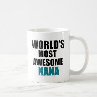 World's Greatest Nana Coffee Mug