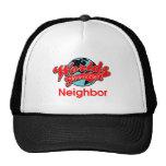 World's Greatest Neighbor Hats