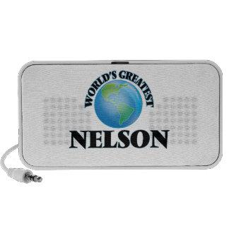 World's Greatest Nelson Mp3 Speakers