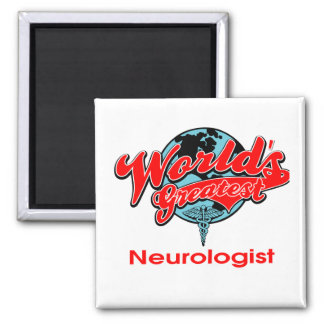 World's Greatest Neurologist Magnet