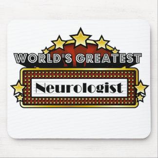 World's Greatest Neurologist Mouse Pad