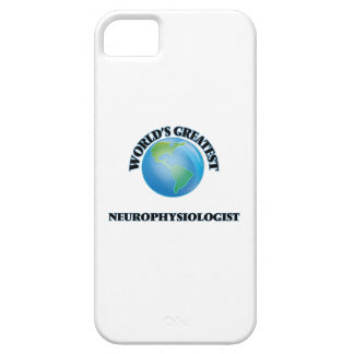 World's Greatest Neurophysiologist iPhone 5 Cover