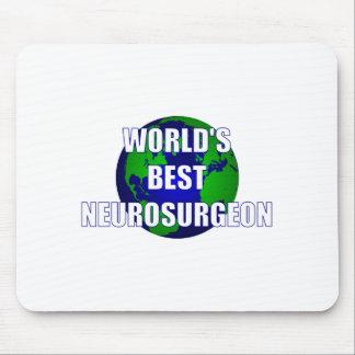 World's Greatest Neurosurgeon Mouse Pad
