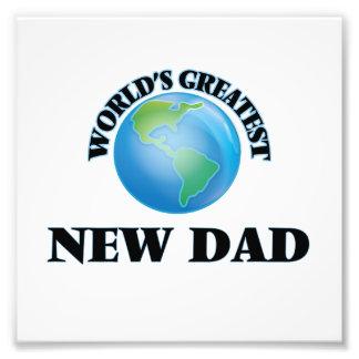 World's Greatest New Dad Photo Print
