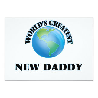 World's Greatest New Daddy Cards