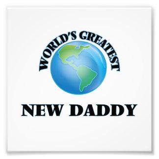 World's Greatest New Daddy Photo Print