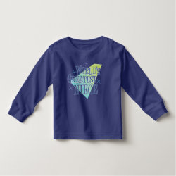 Toddler Long Sleeve T-Shirt with World's Greatest Niece design