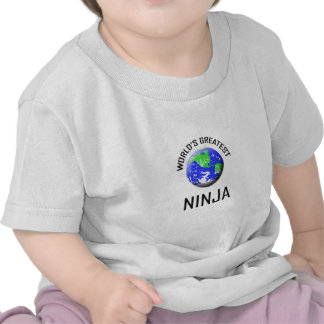 World's Greatest Ninja T Shirt
