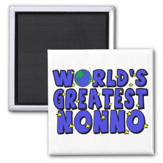 World's Greatest Nonno Magnet
