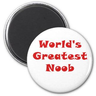 Worlds Greatest Noob Magnet