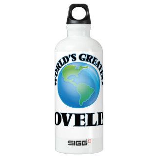 World's Greatest Novelist SIGG Traveler 0.6L Water Bottle