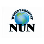 World's Greatest Nun Post Cards