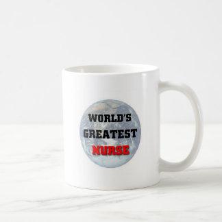 World's Greatest Nurse Coffee Mug