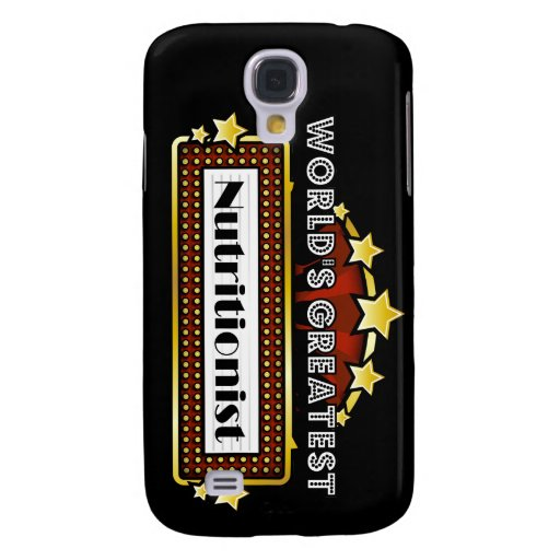 World's Greatest Nutritionist Samsung Galaxy S4 Covers