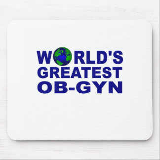 World's Greatest OB-GYN Mouse Pads