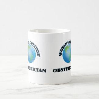 World's Greatest Obstetrician Coffee Mugs